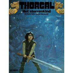 Thorgal - 007 Het sterrenkind - eerste druk 1984