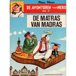 Nero - 008 De matras van Madras - herdruk - Standaard uitgaven - 2e reeks