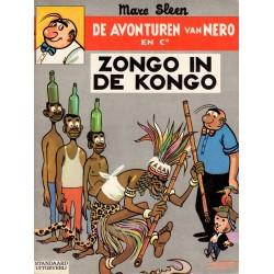 Nero - 025 Zongo in de Kongo - herdruk - Standaard uitgaven - 2e reeks