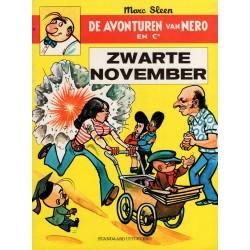 Nero - 032 Zwarte November - herdruk - Standaard uitgaven - 2e reeks