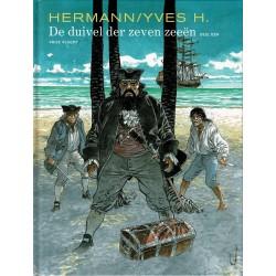 De duivel der zeven zeeën - deel 1 - hardcover - eerste druk 2008 - Vrije vlucht