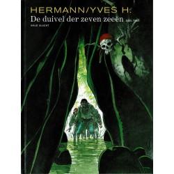De duivel der zeven zeeën - deel 2 - hardcover - eerste druk 2008 - Vrije vlucht