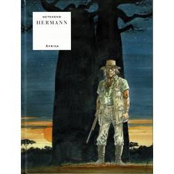 Afrika - hardcover - eerste druk 2008 - Getekend