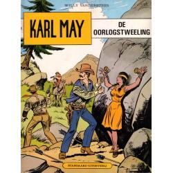 Karl May - 051 De oorlogstweeling - eerste druk 1977 - Standaard Uitgeverij - 2e reeks