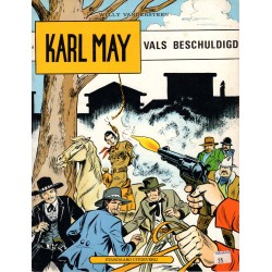 Karl May - 054 Vals beschuldigd - eerste druk 1978 - Standaard Uitgeverij - 2e reeks