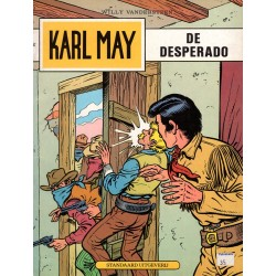 Karl May - 062 De desperado - eerste druk 1980 - Standaard Uitgeverij - 2e reeks