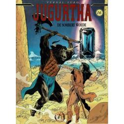 Jugurtha - 016 De sombere woede - eerste druk 1995 - Talent uitgaven