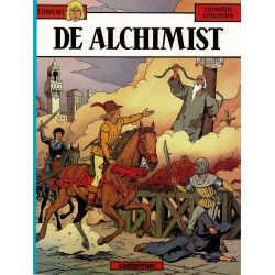 Tristan - 007 De alchimist - eerste druk 1989