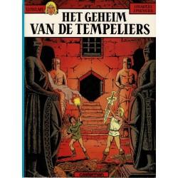 Tristan - 008 Het geheim van de Tempeliers - eerste druk 1990