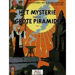 Blake en Mortimer - 005 Het mysterie van de Grote Piramide deel 2 - herdruk 1996