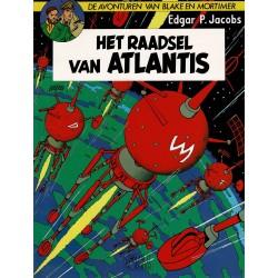 Blake en Mortimer - 007 Het raadsel van Atlantis - herdruk 1996