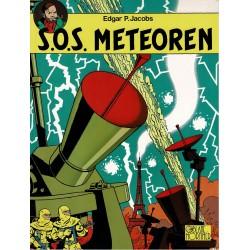 Blake en Mortimer - 008 S.O.S. Meteoren - herdruk 1996