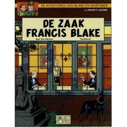 Blake en Mortimer - 013 De zaak Francis Blake - eerste druk 1996