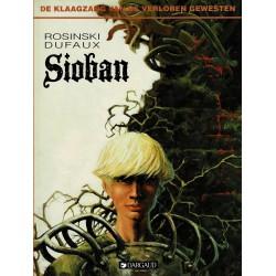 De klaagzang van de verloren gewesten - 001 Sioban - eerste druk 1993