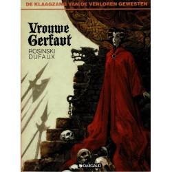 De klaagzang van de verloren gewesten - 003 Vrouwe Gerfaut - eerste druk 1996