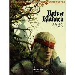 De klaagzang van de verloren gewesten - 004 Kyle of Klanach - eerste druk 1998