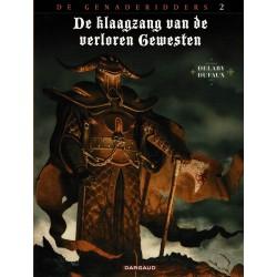 De klaagzang van de verloren gewesten - 006 De genaderidders 2 - De Guinea Lord - eerste druk 2008