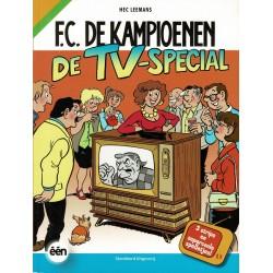 F.C. De Kampioenen - De TV-special - eerste druk 2011