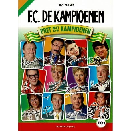 F.C. De Kampioenen - Pret met de Kampioenen - eerste druk 2010