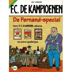 F.C. De Kampioenen - De Fernand-special - eerste druk 2008