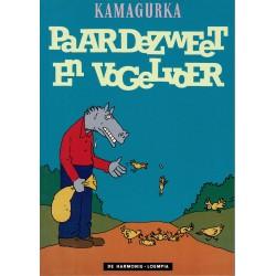 Kamagurka - 013 Paardezweet en vogelvoer - eerste druk 1992