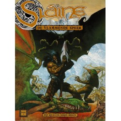 Slaine - 002 De vlammende speer - eerste druk 1991