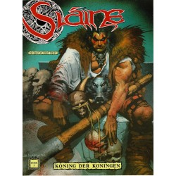 Slaine - 003 Koning der koningen - eerste druk 1991