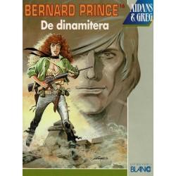 Bernard Prince - 016 De dinamitera - eerste druk 1992