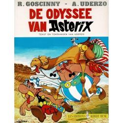 Asterix - 026 De odyssee van Asterix - Albert René uitgaven - herdruk