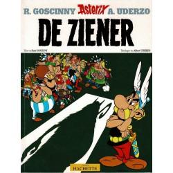 Asterix - 019 De ziener - Hachette uitgaven - herdruk 1999