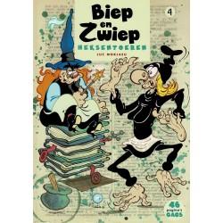 Biep en Zwiep - 004 Heksentoeren - eerste druk 2001
