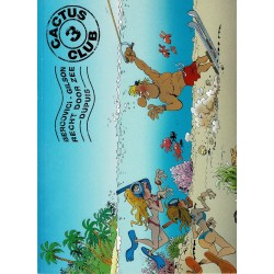Cactus Club - 003 Recht door zee - eerste druk 1999