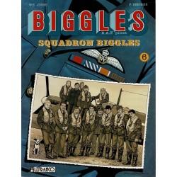Biggles - 024 Squadron Biggles - eerste druk 1994