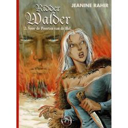 Collectie 500 - 048 Voor de poorten van de hel - Ridder Walder - 1998