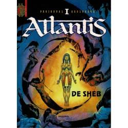 Atlantis - 001 De sheb - eerste druk 1998