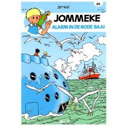 Jommeke - 060 Alarm in de rode baai - herdruk - nieuwe cover