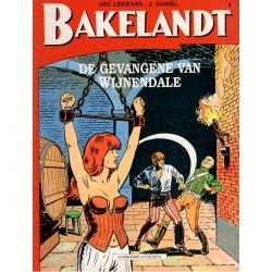 Bakelandt - 003 De gevangene van Wijnendale - herdruk - Standaard Uitgeverij