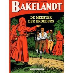 Bakelandt - 005 De meester der broeders - herdruk - Standaard Uitgeverij