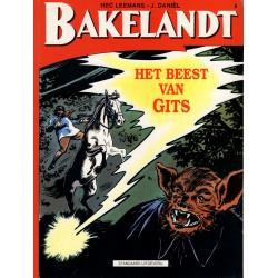 Bakelandt - 006 Het beest van Gits - herdruk - Standaard Uitgeverij