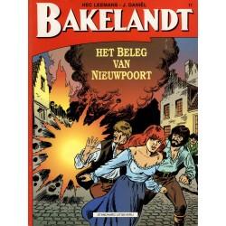 Bakelandt - 011 Het beleg van Nieuwpoort - herdruk - Standaard Uitgeverij