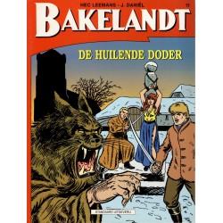 Bakelandt - 012 De huilende doder - herdruk - Standaard Uitgeverij