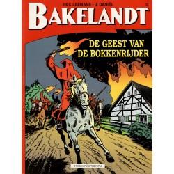 Bakelandt - 013 De geest van de bokkerijder - herdruk - Standaard Uitgeverij