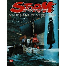 Storm - 016 Vandaahl de verderver - eerste druk 1987 - Oberon uitgaven