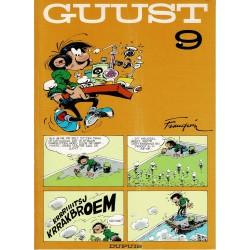 Guust - 009 Guust 9 - herdruk 1998