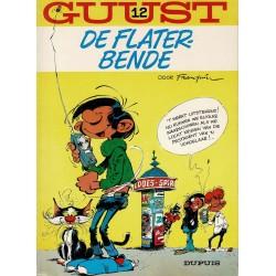 Guust - 012 De Flater-bende - herdruk 1982