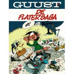Guust - 017 De Flatersaga - herdruk 2009