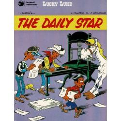 Lucky Luke - 024 The Daily Star - eerste druk 1984
