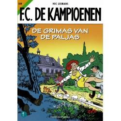 F.C. De Kampioenen - 109 De grimas van de paljas - eerste druk 2020 - Standaard Uitgeverij