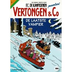 Vertongen & Co - 009 De laatste vampier - eerste druk 2014