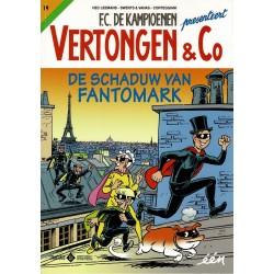 Vertongen & Co - 019 De schaduw van Fantomark - eerste druk 2017